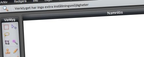 bildredigeringsprogram gratis svenska